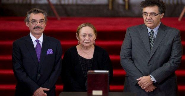 Mercedes Barcha, viuda de Gabriel García Márquez, falleció a los 87