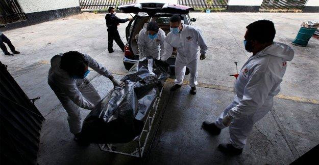 México registra tercera más alta coronavirus tasa de mortalidad a nivel mundial, detrás de Brasil y de NOSOTROS; la sexta en los casos reportados