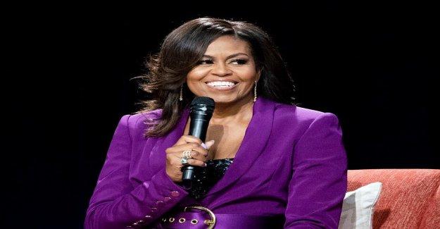 Michelle Obama dice que ella está tratando con el bajo grado de depresión' en cuarentena 'desde la lucha racial', el Triunfo de la administración