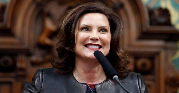 Michigan Gob. Gretchen Whitmer se reunió con Biden en medio de VP proceso de selección