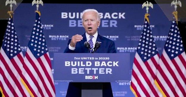Minn. el grupo que vio $$ sobretensiones, algunos de Biden personal, rescató a los presuntos delincuentes violentos: informe