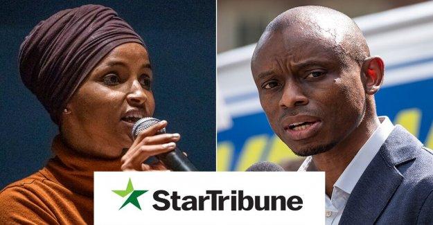 Minneapolis Star Tribune espaldas Omar principal del challenger, llamar 'Escuadrón' miembro 'ética distracciones'