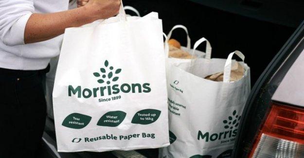 Morrisons considera amaraje forzoso de todas las 'bolsas para la vida'