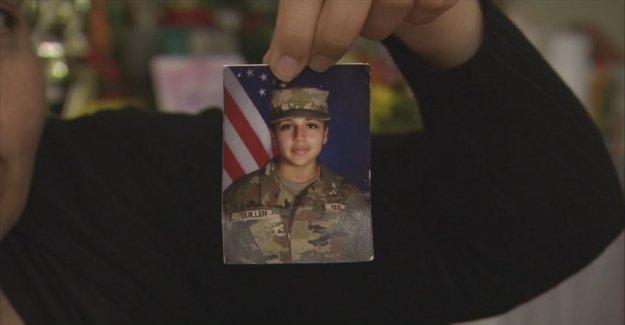 Muertos de Fort Hood soldado Vanessa Guillen conmemorado en Houston alma mater