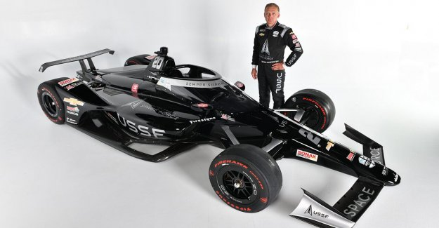 NOS de la Fuerza Espacial para patrocinar Ed Carpenter Racing en Indy 500