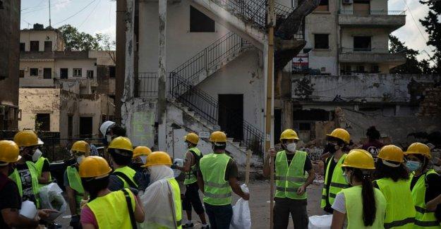 NOS dice funcionario del FBI unirse a Beirut explosión investigación