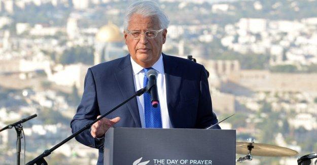 NOSOTROS enviado a Israel incendios de la espalda en la ex-Obama oficial de Rodas sobre EMIRATOS árabes unidos reparto: 'Él tenía ocho años para hacerlo'