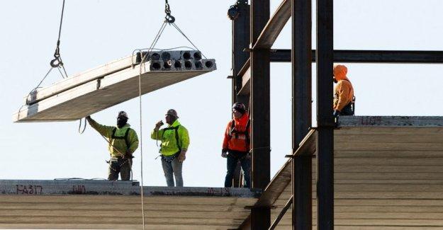 NOSOTROS los gastos de construcción disminuye un 0,7% en junio