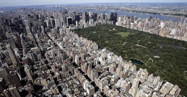 NYC crime spree golpes en la puerta de América de ultra-ricos