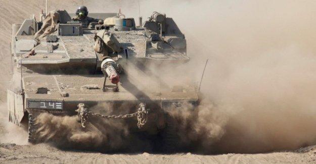 Netanyahu advierte de Hezbolá después de Israelíes huelga en Siria