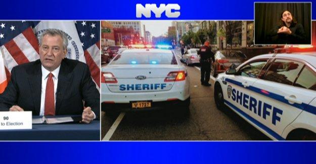 Newt Gingrich: la Ciudad de Nueva York de la delincuencia se dispara como Alcalde de Blasio lados con los criminales en contra de los policías