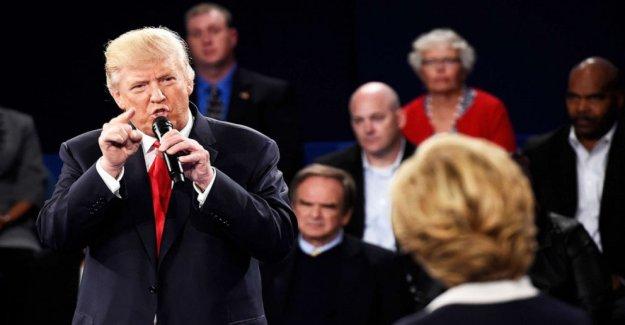 Nota: el Debate sobre los debates formas de los mensajes de la campaña