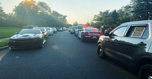 Nueva Jersey fiesta en casa con 300 asistentes arrestado, detenido host
