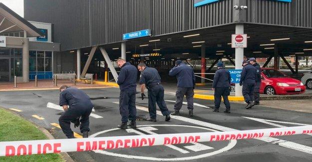 Nueva Zelanda sospechosos armados con 7 bombas tubo no de explosión de abrir ATM