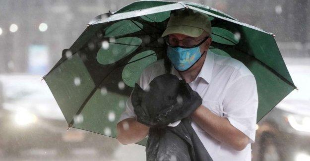 Nueva amenaza de mal tiempo en las Llanuras del medio oeste este fin de semana