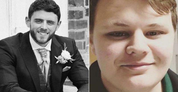 PC Harper's madre escribe a Dunn presunto asesino