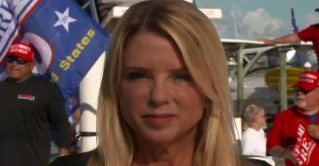 Pam Bondi promociona pro-Trump desfile de barcos como los partidarios intento de romper récord mundial