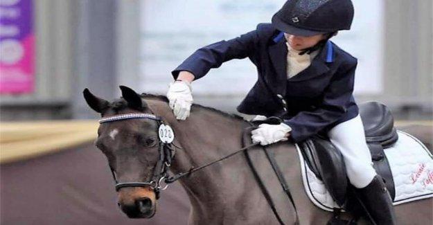 Paralímpicos ambiciones lesionados equitación adolescente