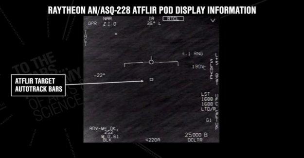 Pentágono fuerza de tarea investigar los incidentes OVNI