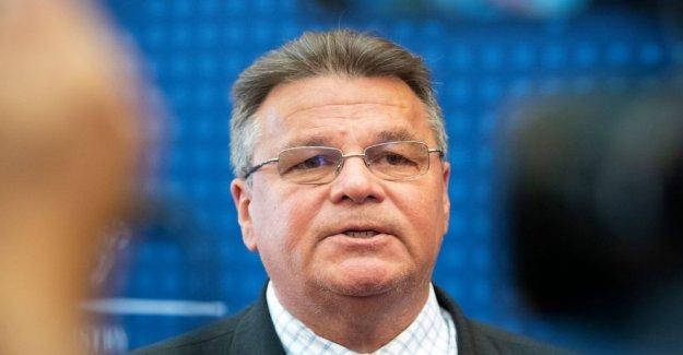 Pequeña Lituania ha sobredimensionado el papel de la UE se enfrenta a Bielorrusia crisis