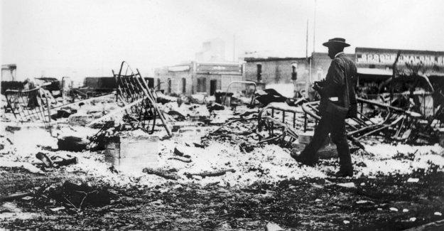 Podría poco conocido 1921 'Tulsa Carrera de la Masacre de' guión convertido en un gran presupuesto de Hollywood de la película?