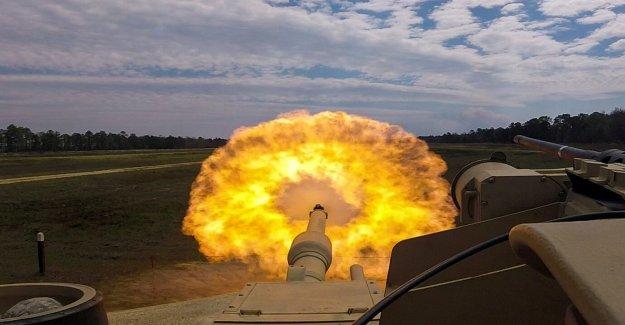 Podría vehículos blindados recibir disparos de fuego enemigo y, a continuación, auto-curarse 'Terminator'-estilo?
