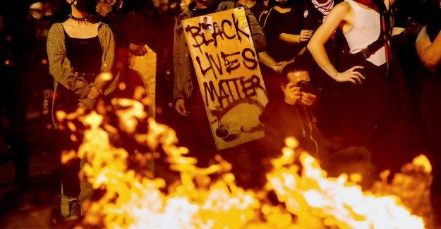 Portland jefe de policía dice que los disturbios no ayudar a la causa de la justicia racial: 'ya es Suficiente'