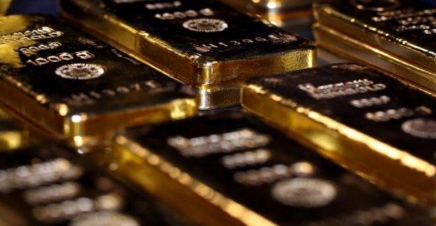 Precio del oro record por encima de los $2.000 la onza