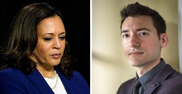 Pro-vida de la periodista David Daleiden rip Kamala Harris' 'radical falta de respeto y el desprecio' para la Primera Enmienda