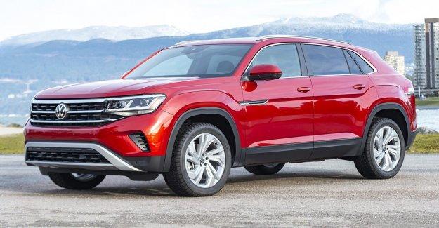 Prueba de manejo: El 2020 Volkswagen Atlas Cruz Deporte es un SUV más delgado