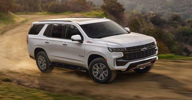 Prueba de manejo: El 2021 Chevrolet Tahoe es más grande y mejor