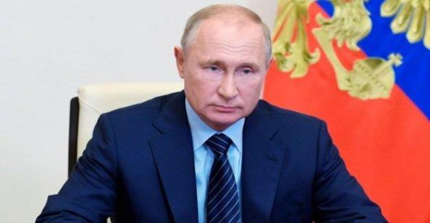 Putin: Rusia Covid-19 vacuna aprobada para su uso