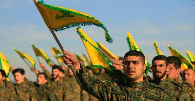Qatar la supuesta financiación de Hezbolá movimiento terrorista pone las tropas estadounidenses en riesgo, de que el expediente de reclamaciones