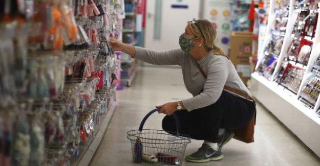 ¿Qué hacer NI a los compradores a tomar de cara cubiertas?