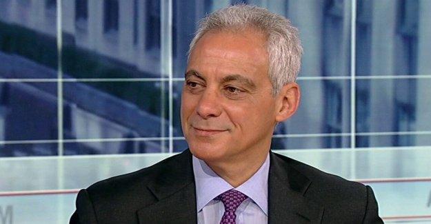 Rahm Emanuel: Demócratas tienen oportunidad para romper el 'Biden Republicanos de distancia de forma permanente