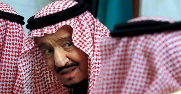Real saudí Tribunal dice que el Rey Salman dados de alta del hospital