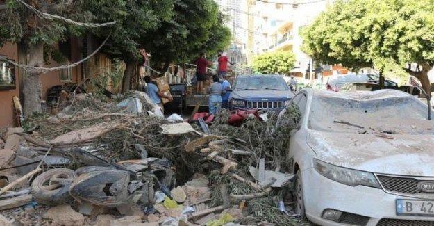 Reino unido ofrece £20m para ayudar a los sobrevivientes de la explosión de Beirut