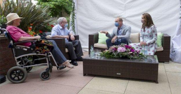 'Royals visitado mi papá cuidado de la casa, pero yo no podía'