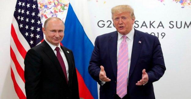 Rusia trabajan para impulsar el Triunfo de la reelección y 'denigrar' Biden, como China socava Trump: la inteligencia de los EE.UU.