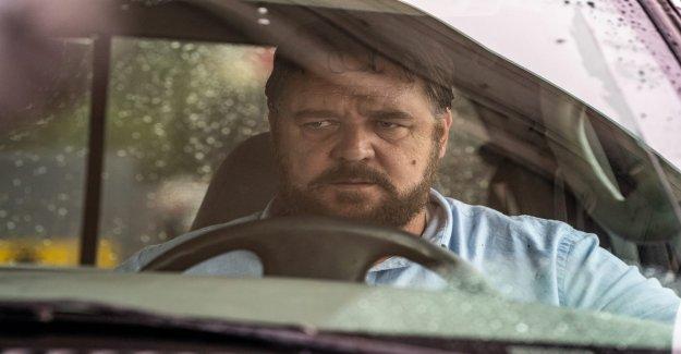 Russell Crowe dice que la nueva película de 'Desquiciado' señala a la atención el repunte de 'ultraviolence' en la sociedad de hoy
