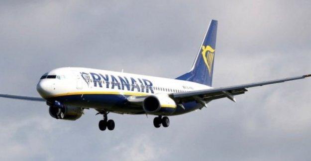 Ryanair se negó a axe vuelo a menos que el aeropuerto se cierran'