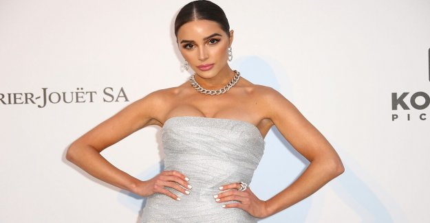 SI Swimsuit cubierta de la modelo Olivia Culpo revela su relación deal-breaker