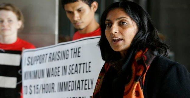 Seattle concejal rip saliendo el jefe de la policía, llama a Trump, Barr apoyo 'revelar'