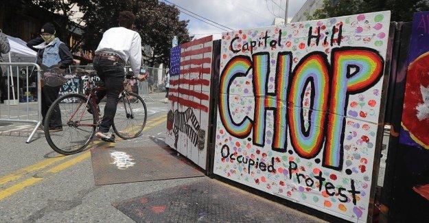 Seattle, los Cristianos se enfrentan por el cuchillo de manifestantes armados gritando obscenidades a pastores de color: líder