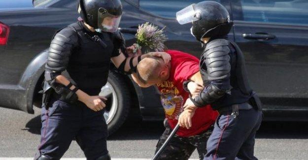 Segundo Belarús manifestante muere de la ONU que suena la alarma
