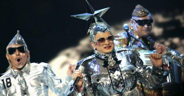 Será una de Eurovisión de estilo concurso de trabajo en los estados unidos?