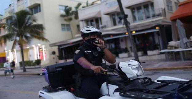Sheriff de la Florida prohíbe mascarillas