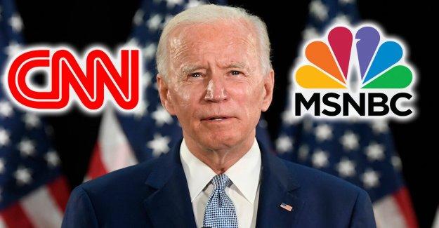 Siguiente Biden mea culpa, CNN, MSNBC defender el ex VICEPRESIDENTE después de prácticamente ignorando últimas meteduras de pata