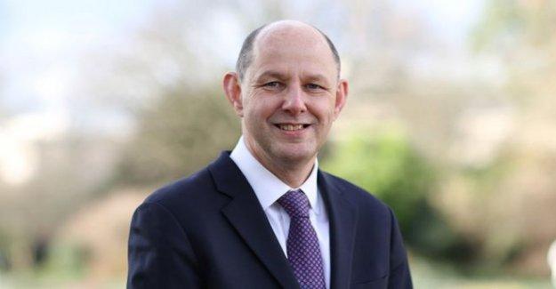 Sir Philip Barton nombrado el nuevo jefe de la Oficina de Extranjeros