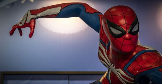 Sony Spider-Man exclusivo chispas contragolpe